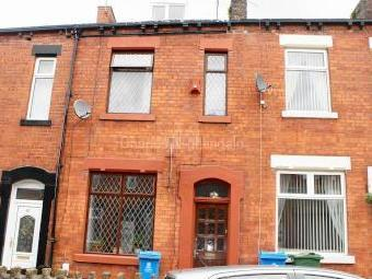Brompton Street, Oldham, Greater Manchester. Ol4