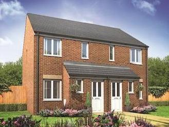 The Alnwick At Larcombe Road, Petersfield Gu32