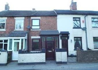 Stone Road, Rough Close, Stoke-on-trent St3