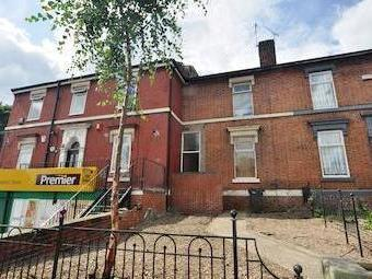 Burngreave Road, Burngreave, Sheffield S3