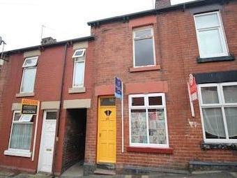 Robey Street, Sheffield S4 - Listed