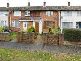 Goodwin Road, Slough Sl2 - Garden