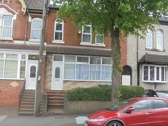 Dora Road, Small Heath B10 - Garden