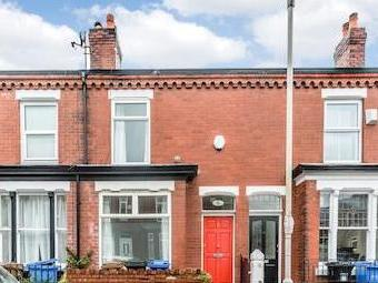 Adelaide Road, Stockport, Greater Manchester Sk3