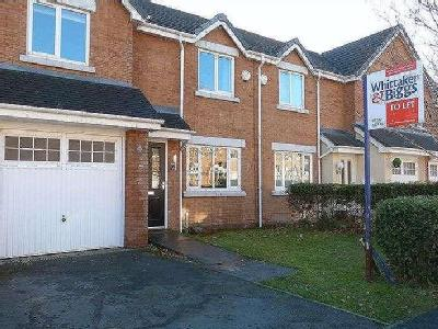 Fairfax Close, Biddulph, Stoke-on-trent, St8