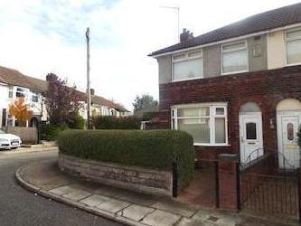 Whitehouse Road, Liverpool, Merseyside, England L13