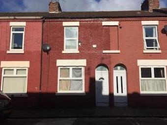Enid Street, Toxteth, Liverpool L8