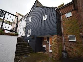 East Hill Passage, Hastings, East Sussex Tn34