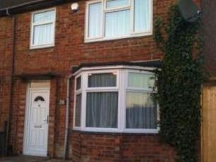 Walshe Road, Leicester Le5 - Patio