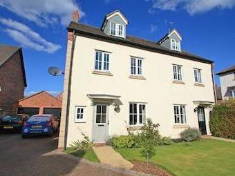 Pennymoor Drive, Middlewich, Cheshire Cw10