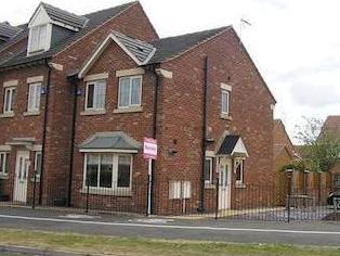 Olive Drive, Scunthorpe Dn16