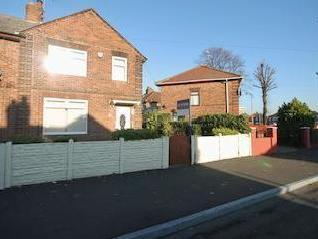 Wavertree Avenue, Widnes Wa8 - Garden