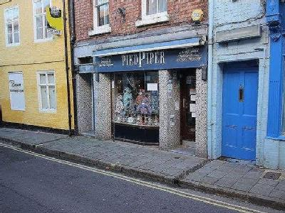 Milk Street, Shrewsbury, Sy1