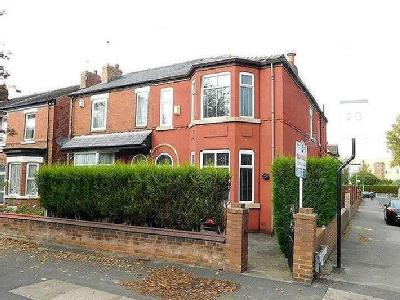 Edgeley Road, Stockport, Sk3 - Garden