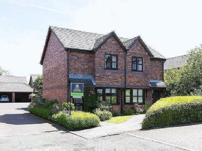 Mill Leat Close, Parbold, Wn8