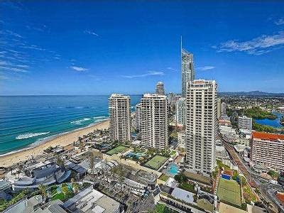 Gold Coast Highway, Surfers Paradise