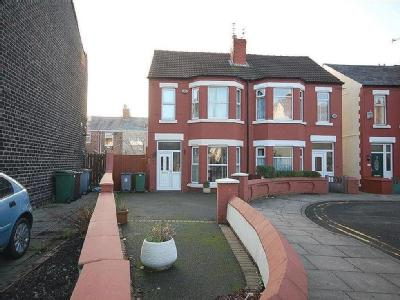 Valkyrie Road, Wallasey, Ch45