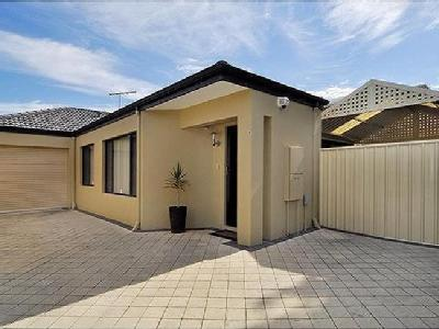 Collier Avenue, Balcatta - Patio