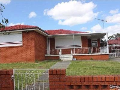 House to rent Canley Heights