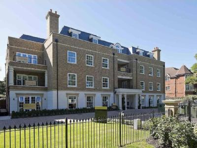 Weybridge House, Queens Road, Kt13