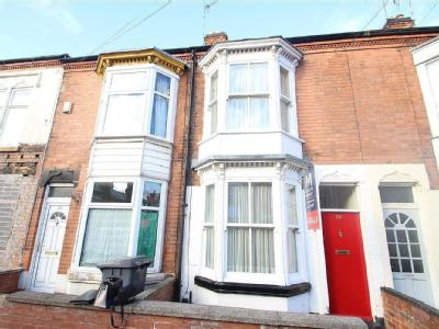 Wilberforce Road, Leicester, Le3