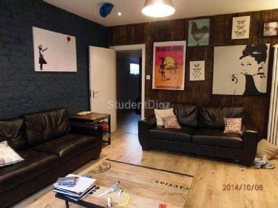 A, Amherst Road - Furnished