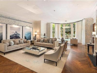 Upper Phillimore Gardens, Kensington, London, W8