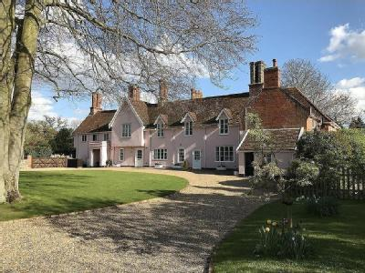 Sproughton, Nr Ipswich, Suffolk