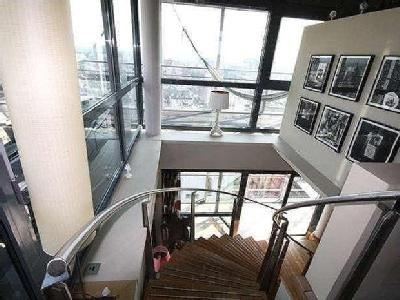 1201 NO1 Deansgate - Penthouse, Gym