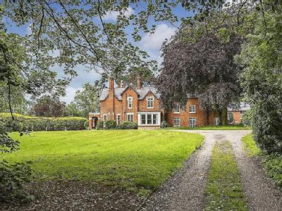 The Hall, Childs Ercall - Edwardian