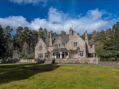 Cambus O'May Hotel, Ballater, Aberdeenshire, AB35
