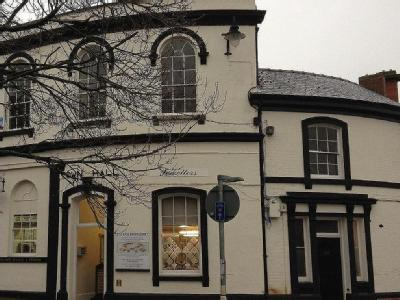 Droitwich Spa Osteopathic Clinic The Old Town Hall St Andrews Street