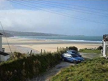 House to let, Towans, Hayle - Parking