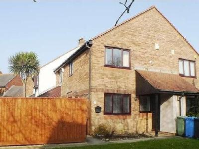 House to let, Waldren Close - Patio