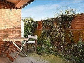Flat to let, South Woodford - Garden
