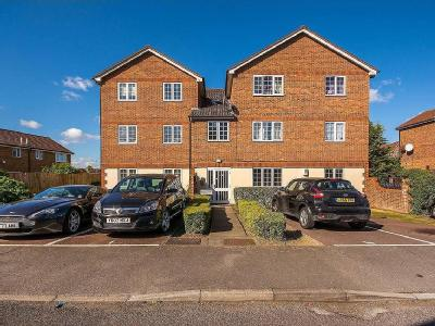 Flat for sale, Veals Mead - Reception