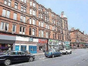 Dumbarton Road Partick Cross Glasgow