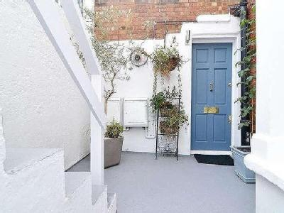 House for sale, Iffley Road - Patio
