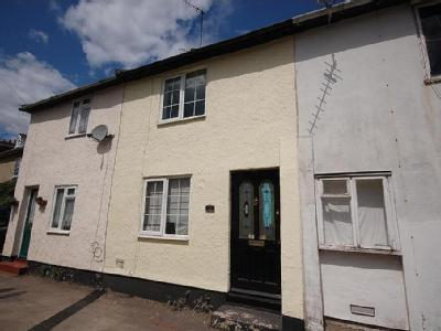 House to let, Woodfields - Garden