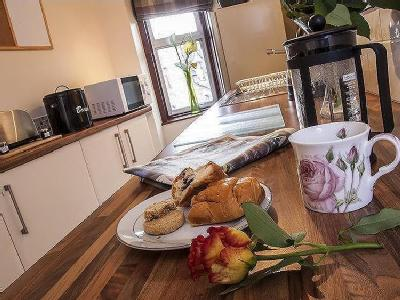 Holiday Accommodation: King Street Apartment, Inverness, Iv3