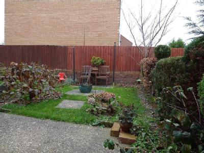 Denby Close, Leamington Spa - Garden