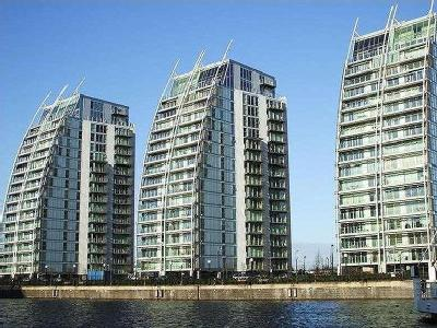 The Quays, Salford, M50 - Balcony
