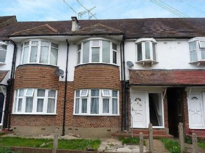 Northview Crescent, Neasden - Balcony