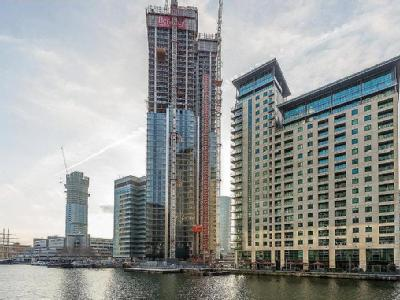 South Quay Plaza, Canary Wharf, E14