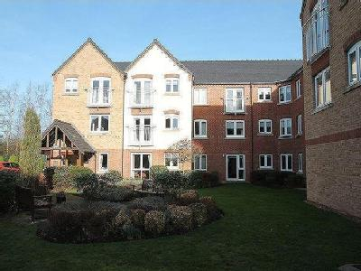 Swallows Court, Pool Close, Spalding
