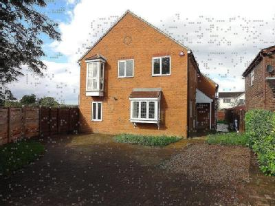 Fellows Close, Wollaston, Wellingborough, Northamptonshire
