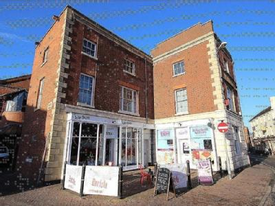 Monkswell House, 23 Angel Place, Worcester, Worcestershire, WR1