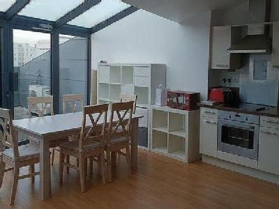 Mann Island, Liverpool - Furnished