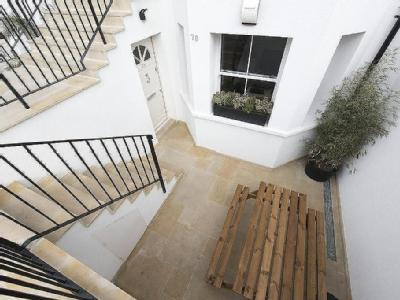 Byrne Road, Sw12 - Conversion, Patio