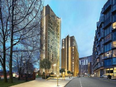 Flat for sale, Greengate - Modern
